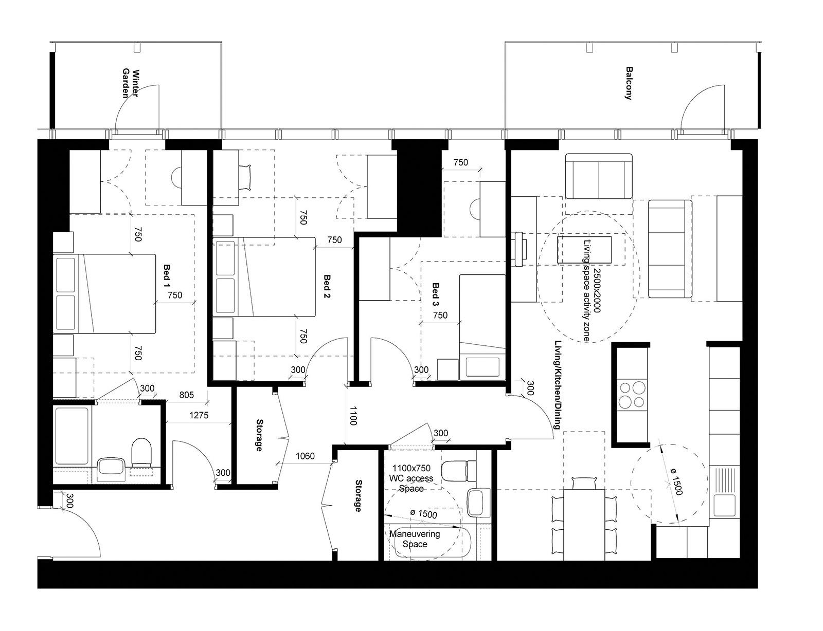 floorplan-3bedroom-east