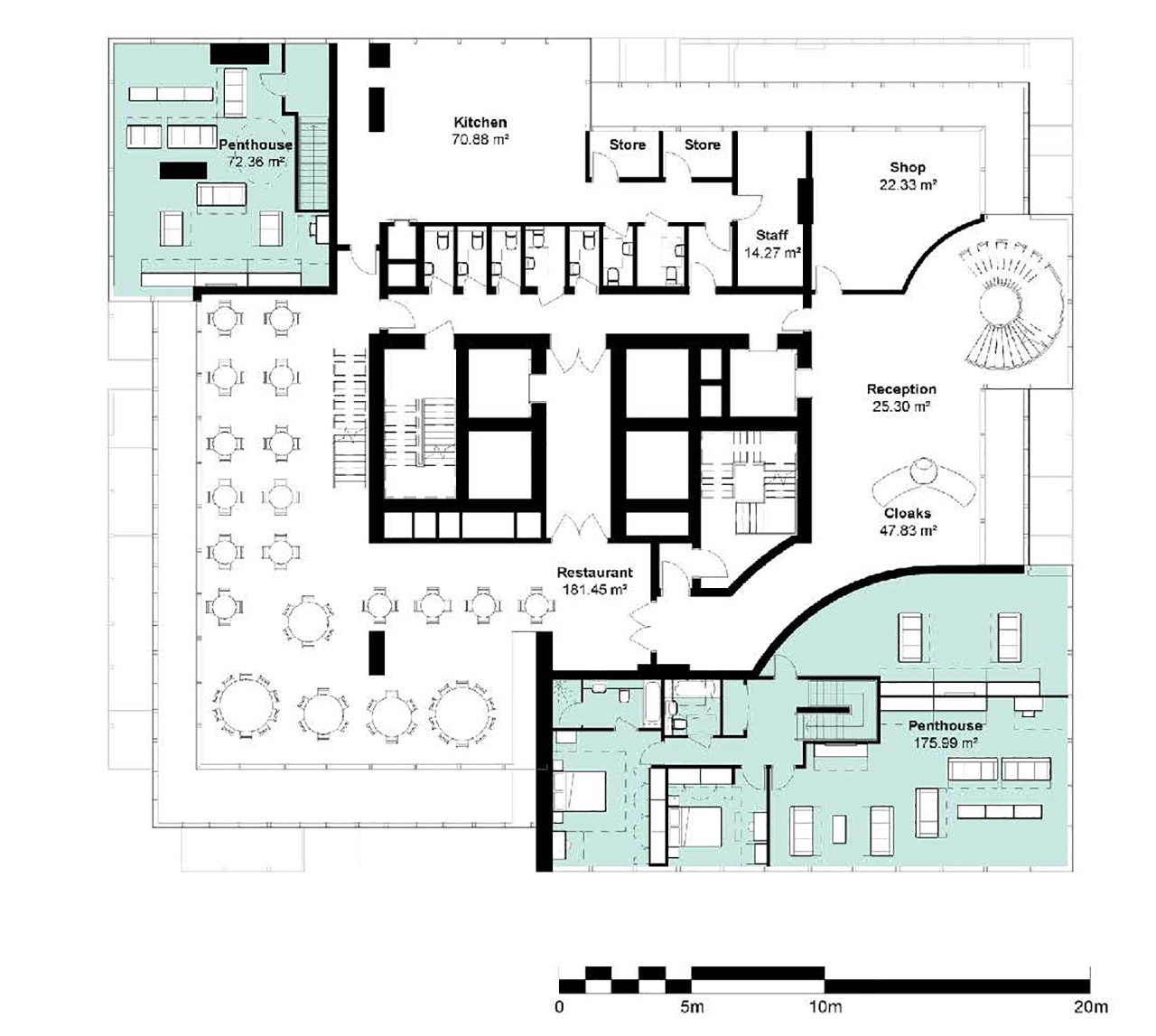 floorplan-restaurant