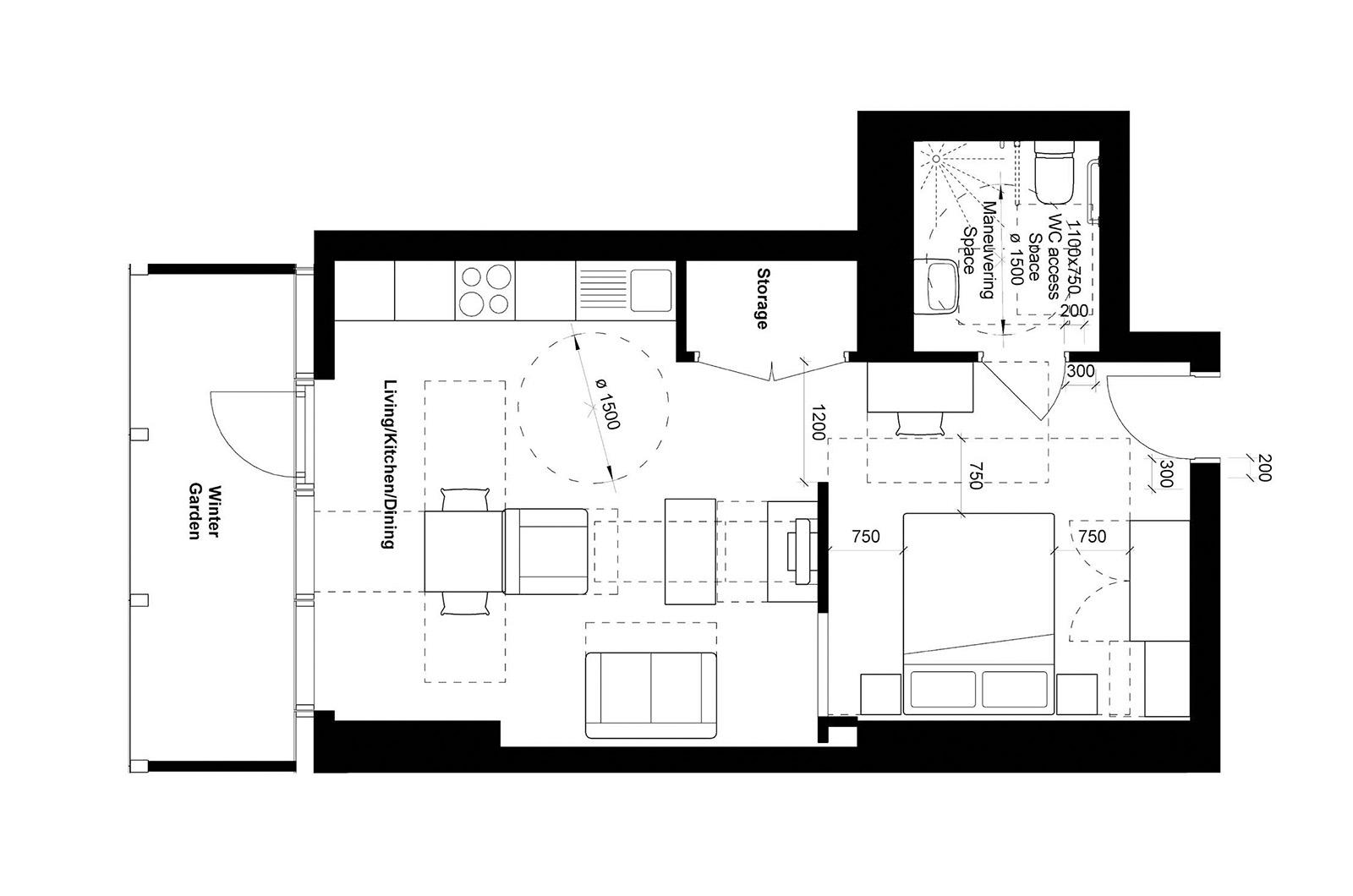 floorplan-studio-east